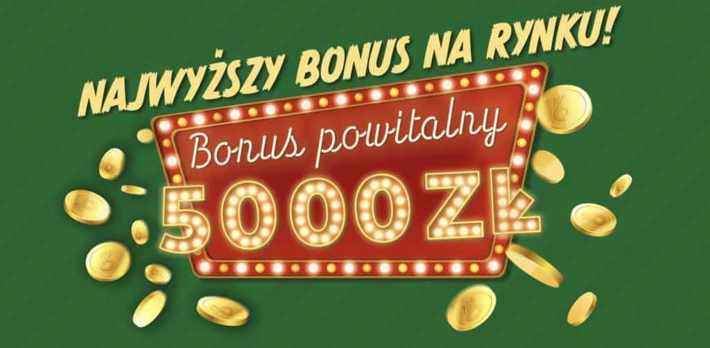Totalbet bonus powitalny
