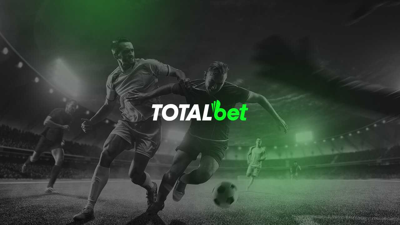 Bonus na start Totalbet