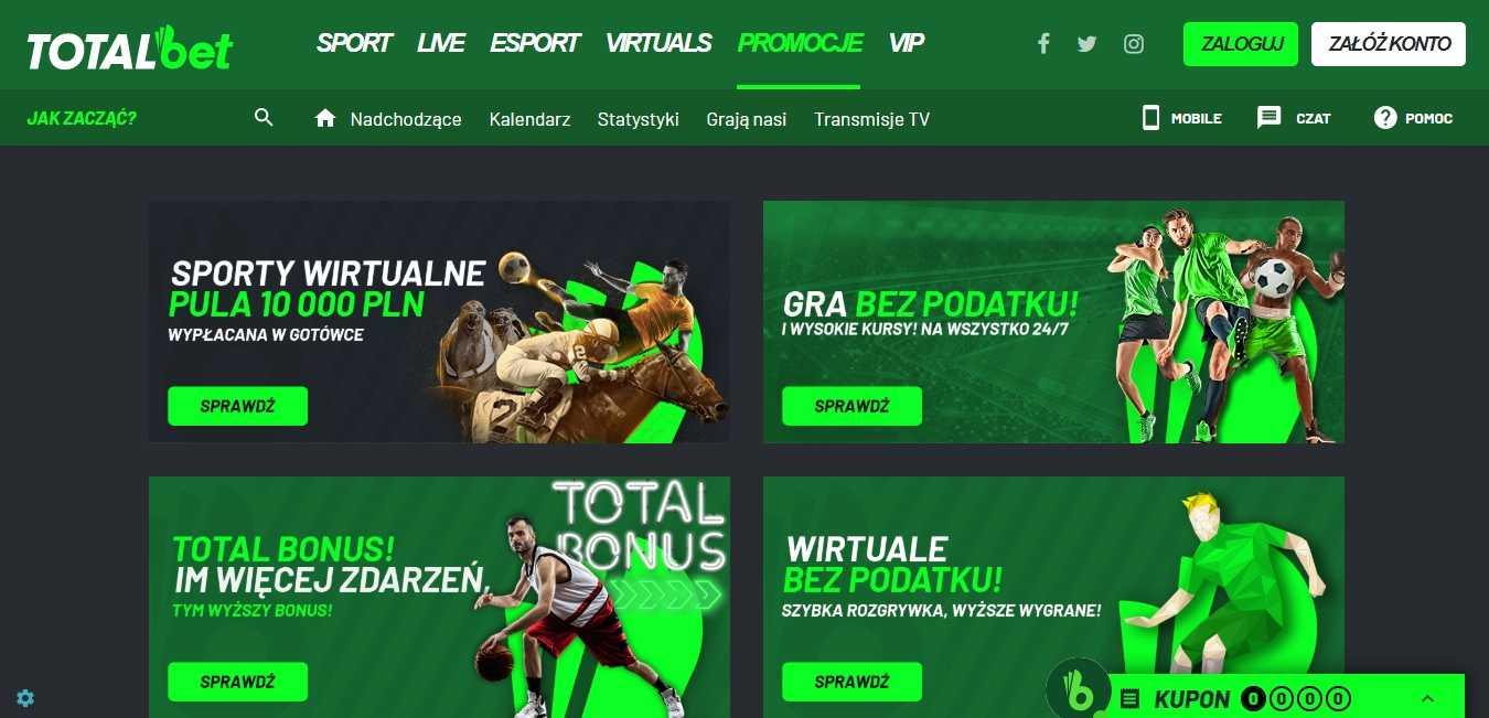 Totalbet website