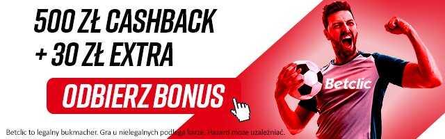 Ekskluzywny kod bonusowy Betclic