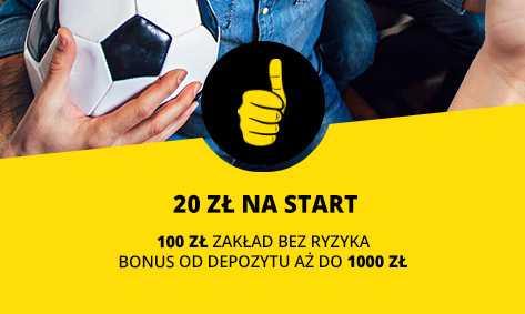 Bonus na start Fortuna